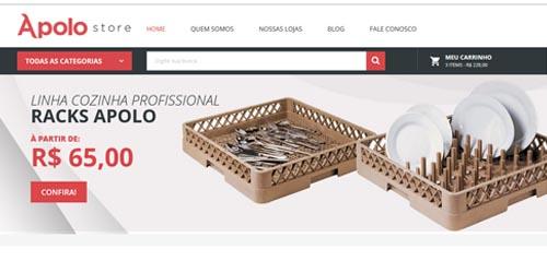 loja Apolo Pinheiros